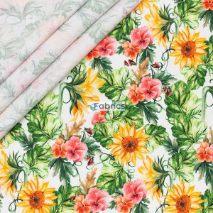 Cotton fabric premium